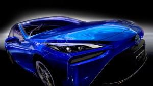 """Diversified electrification"" key to Toyota's zero-emission target"