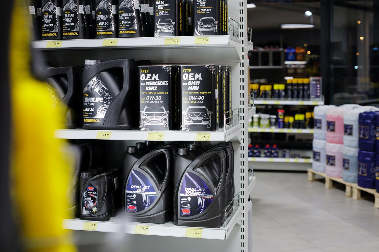 Coalition promotes recycling of plastic lubricant ...