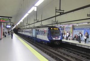 Metro-Madrid-Plaza-de-Castilla