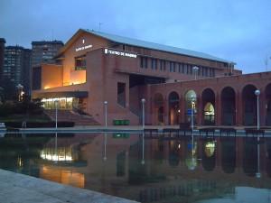 Teatro de Madrid (España) 01