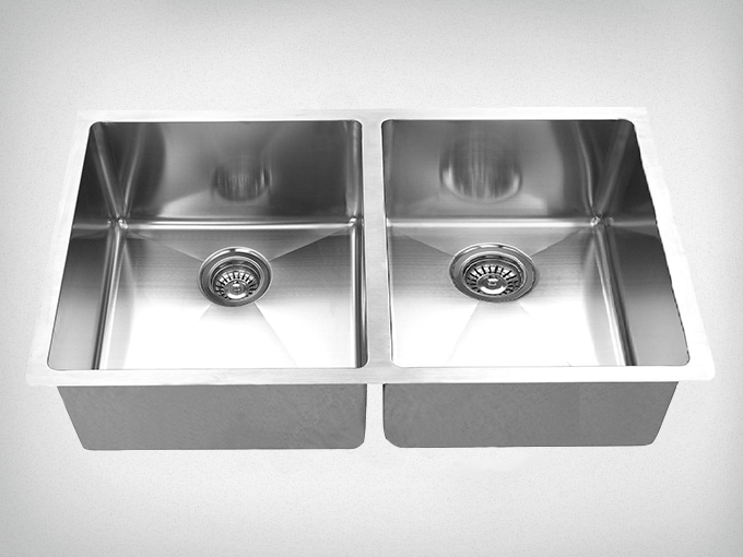 Double Bowl Sink  LOF500  Fuentera Sinks