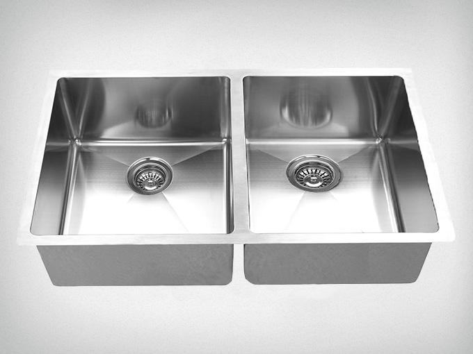 stainless steel single bowl kitchen sink glass tiles for backsplash double – lof500 | fuentera sinks