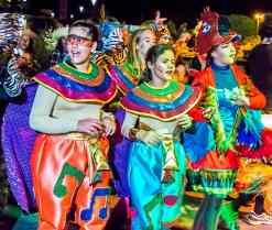 Carnival Time Jill Terry