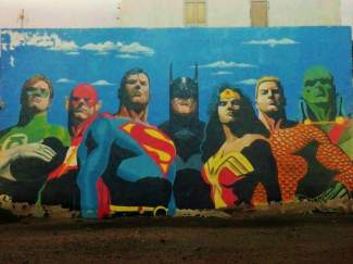 Marvel Heroes Alan Sheridan