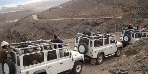 Jeep Tours Fuerteventura