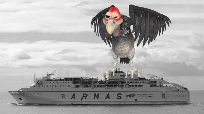 Armas-Ferry-Fuerteventura-Ü