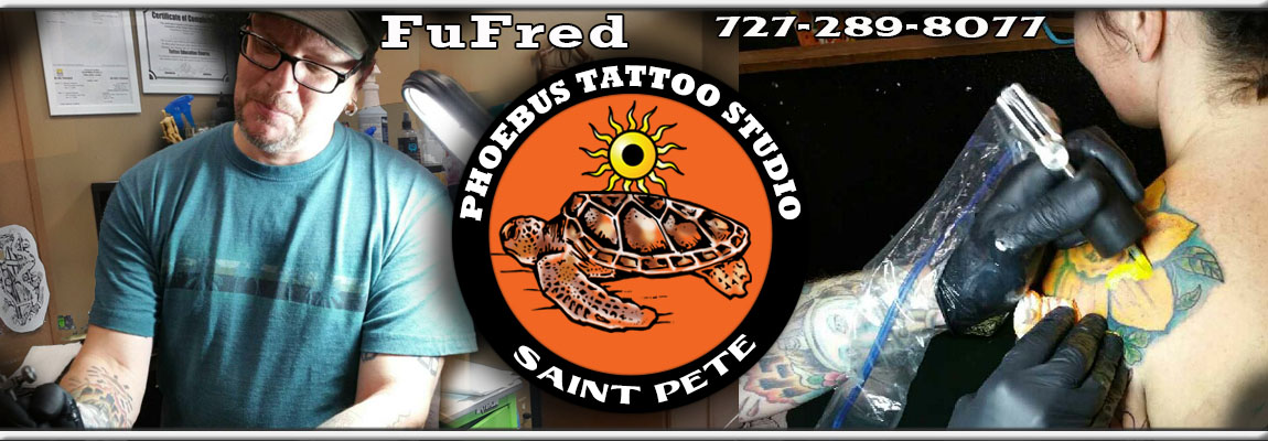 Fufred Tattoos