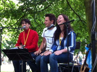 LIVE im Stadtgarten Köln mit André Gatzke