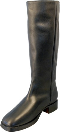 Stovepipe Boot, black-smooth  Fugawee