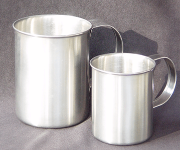 Stainless Steel Cup, small