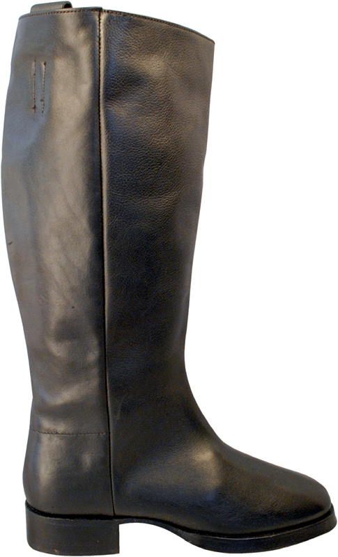 Stovepipe Boot, black