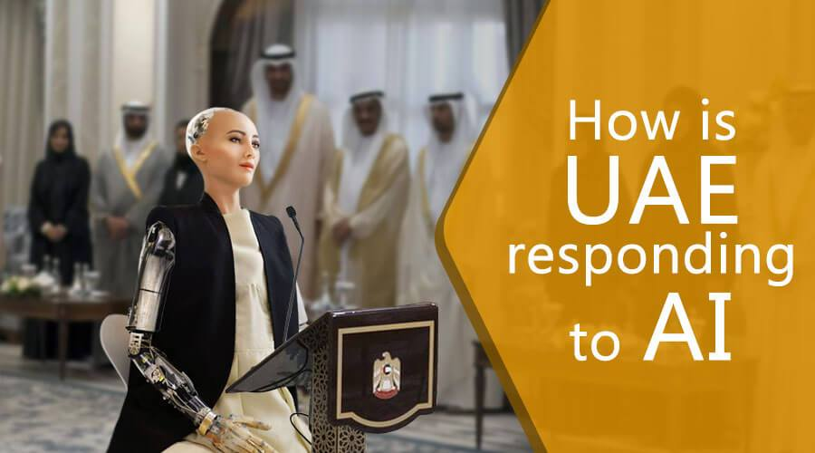 How is UAE responding to AI