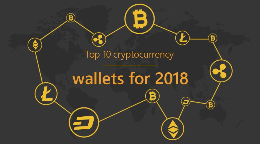 cryptocurrency wallets list of