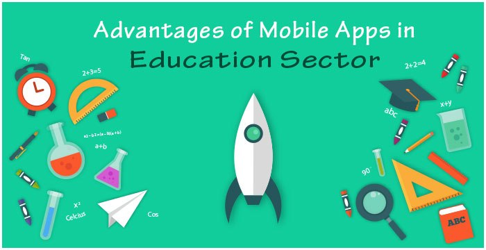 Advantages of Using Educational Mobile Apps