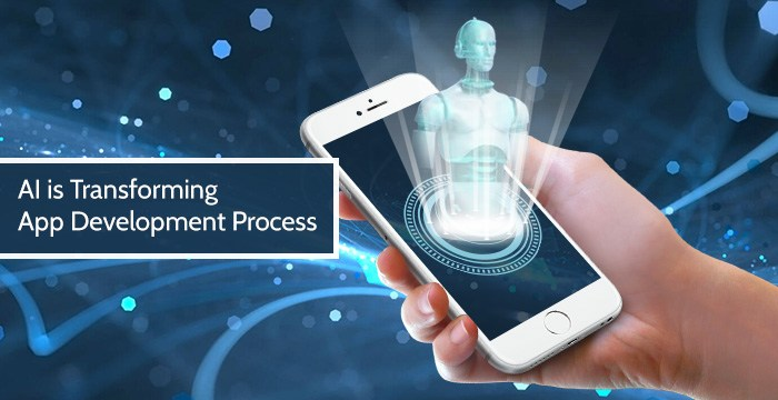 Role of AI in Mobile App Development Process.
