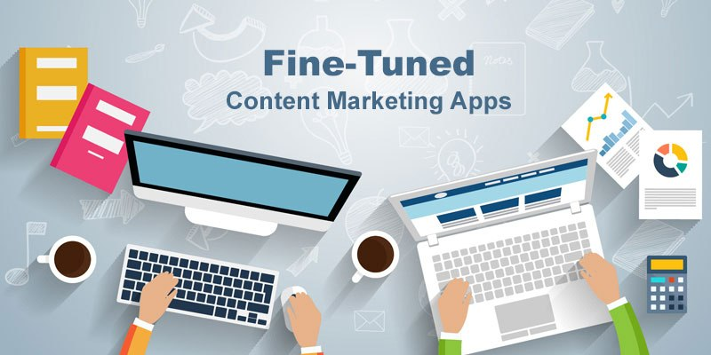 3 Top-notch Content Marketing Apps That Will Grow Your Site Traffic