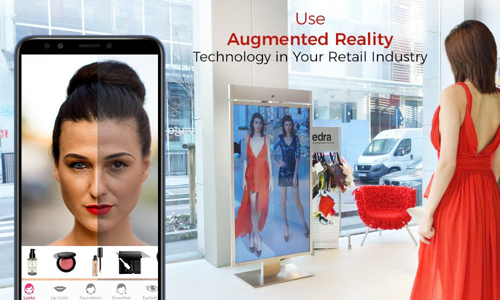 How AR Technology Transforming Retail Industry?