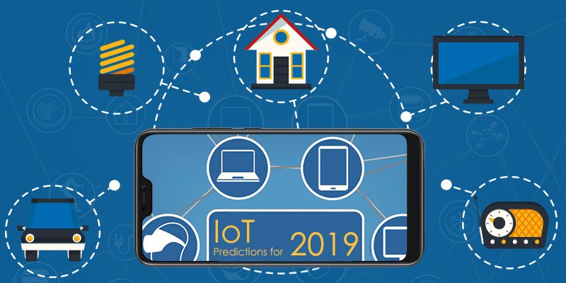 Top 4 Predictions of Internet of Things in 2019