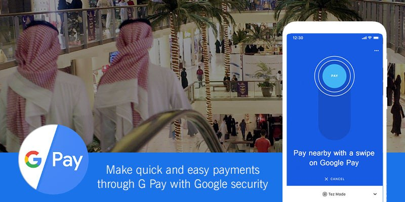 Google Pay is the best payment service launched in the UAE