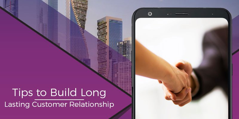 How can mobile app development company retains customer relationship for long period?