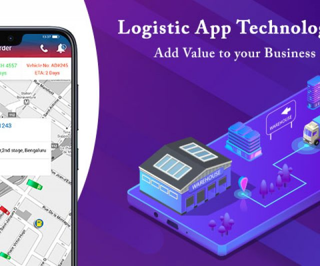 Various Logistics App Development Technologies