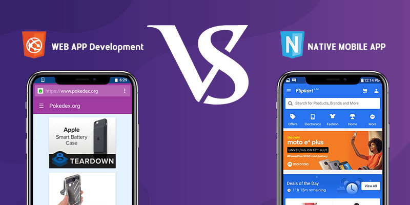 How Progressive Web Apps Development is better than Native Mobile App