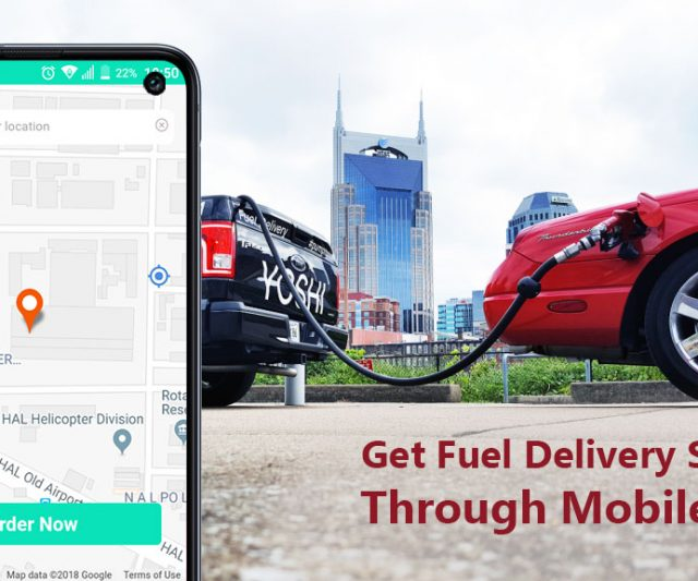 Want to get on demand fuel delivery services, Go through here