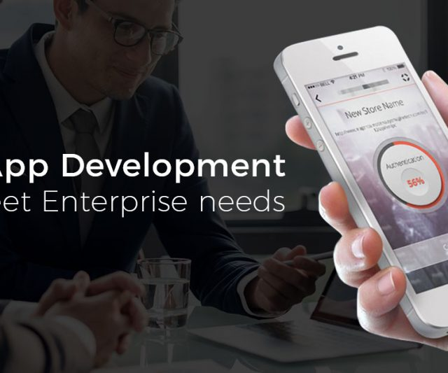 How app development can meet your enterprise needs?