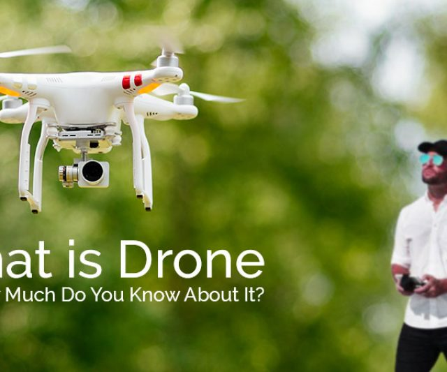What is Drone and How Much Do You Know About It?