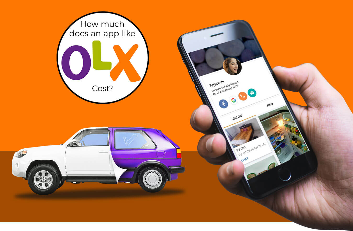 ver sofas no olx do es target black futon sofa bed how much does it cost to develop an app like quikr