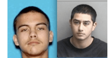 Edward Allen and Hugo Viveros Wanted