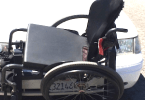 Stolen wheelchair