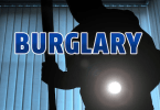 Three Home Burglaries