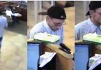 "Alleged ""Fanny Pack"" Bank Robber"