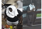Two Men with Guns Rob a Philadelphia 7-Eleven Store