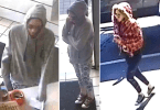Woman in Alleged Armed Robberies