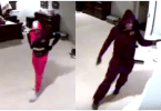 Suspects Allegedly Burglarize Baseball Player's Residence