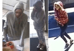 Female Double Robbery Suspect
