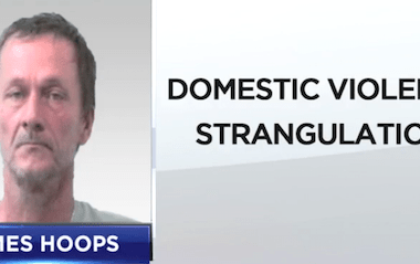 18-464 James Hoops Wanted for Allegedly Choking His Wife