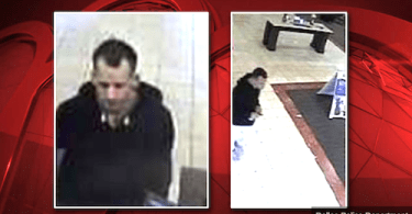 ID #18-500 BBVA Compass Bank Robbed