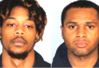 Isiah Dequan Hayes and Daireus Jumare Ice Arrested