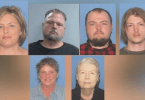 Wagner Family Arrested