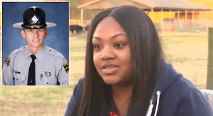 Brave Nurse Stops to Help Wounded State Trooper