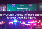 Placer County Sheriff's Shooting