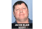 ID #19-38 Jacob Blair Scott Wanted