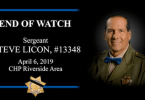 CHP Officer Steve Licon