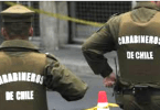 Shootout Between a Gang and Carabineros
