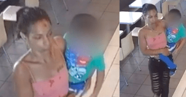 ID #19-133 Woman Allegedly Attempts to Kidnap Boys