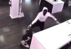 T-Mobile Store Robbery