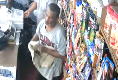 ID #19-172 Wanted for Alleged Robbery